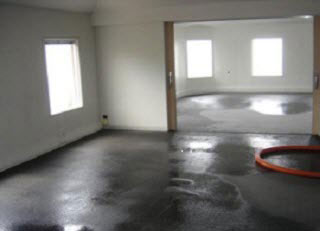 Minor Water Damage Restoration: Flooded Basement